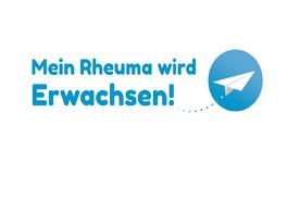 Logo Mein Rheuma wird erwachsen