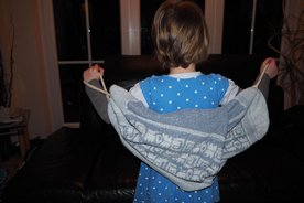 Handtuchverlängerung