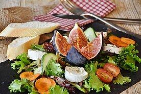 Salat gesunde Ernährung