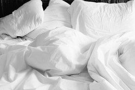 Bett Schlaflosigkeit